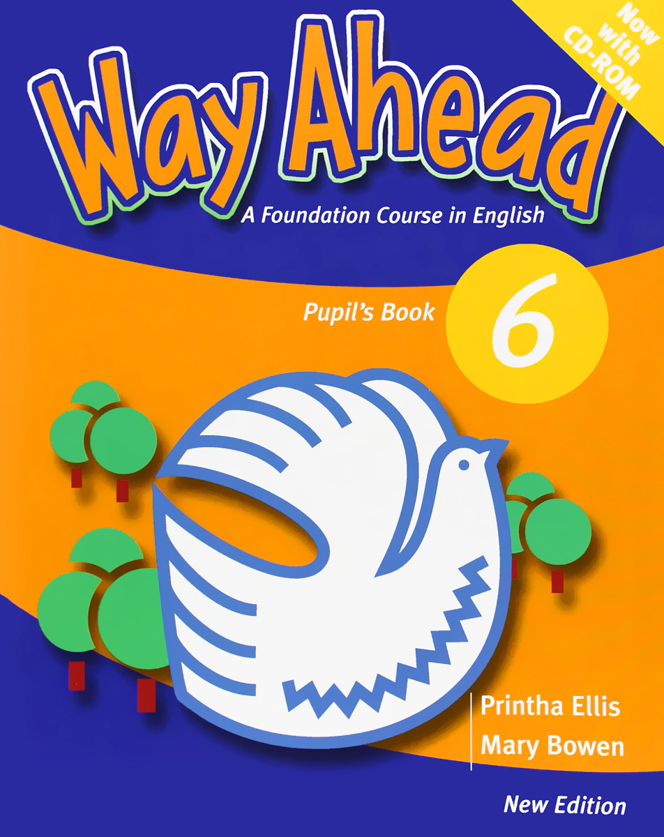 Way Ahead 6: Pupil's book (+ CD-ROM) цены