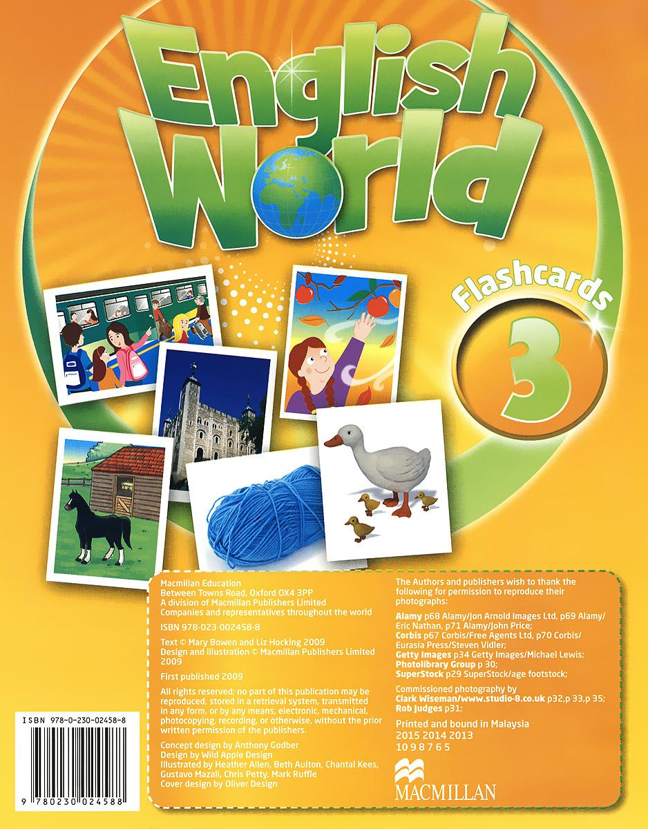 English World 3: Flashcards (набор из 76 карточек) graham margaret collier stories of the foot hills