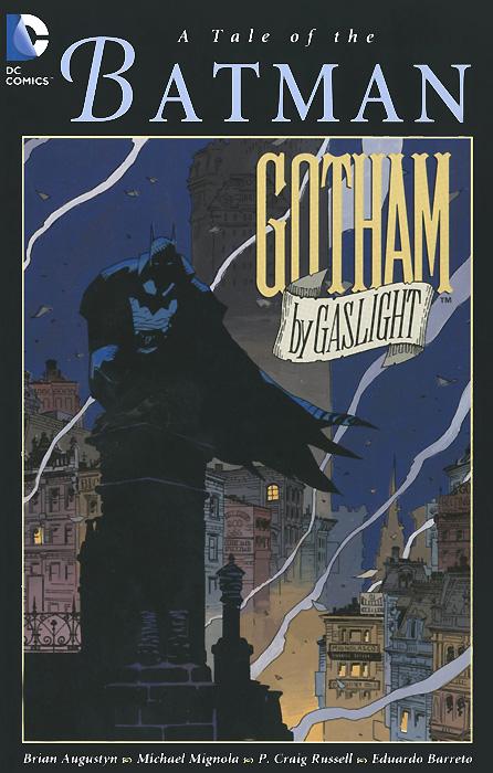 Batman: Gotham by Gaslight DC Comics