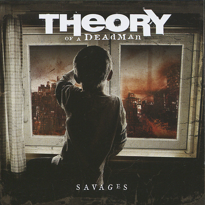 """""""Theory Of A Deadman"""" Theory of a Deadman. Savages"""