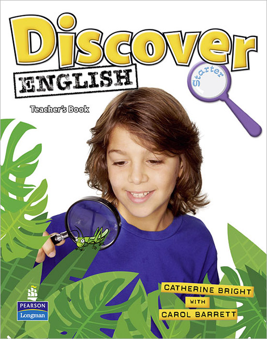 Discover English: Stater: Teacher's book discover english level 1 test book