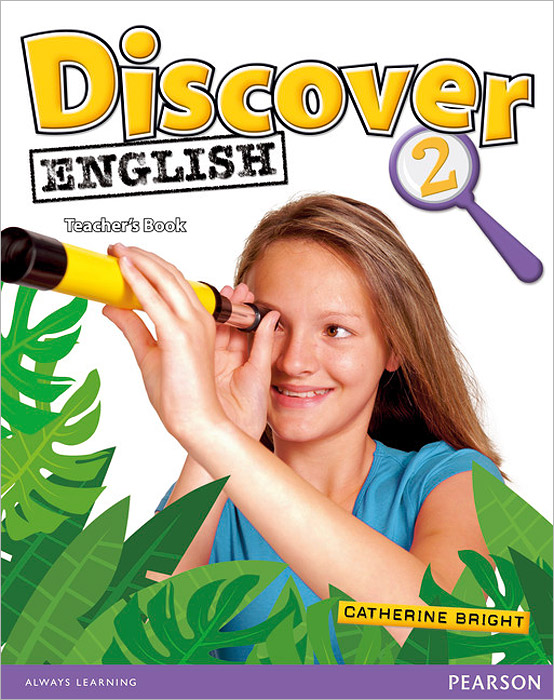 Discover English: Level 2: Teacher's book discover english level 1 test book