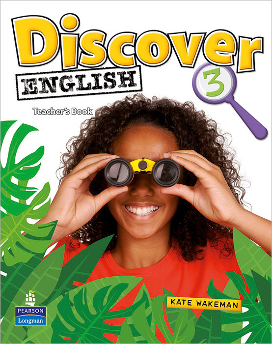 Discover English: Level 3: Teacher's book discover english level 1 test book