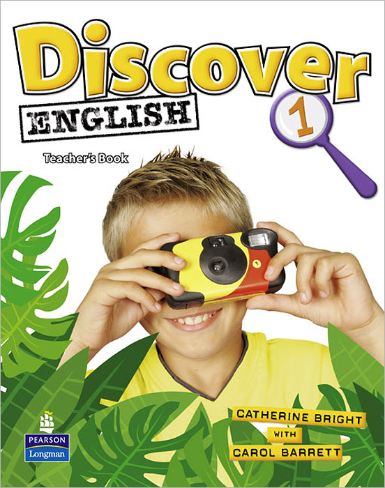 Discover English: Level 1: Teachers Book discover english level 1 test book