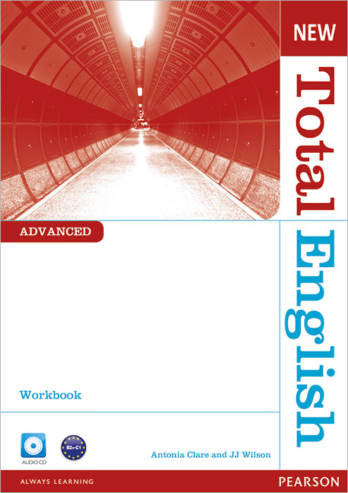 New Total English: Advanced: Workbook (+ CD) total english advanced workbook