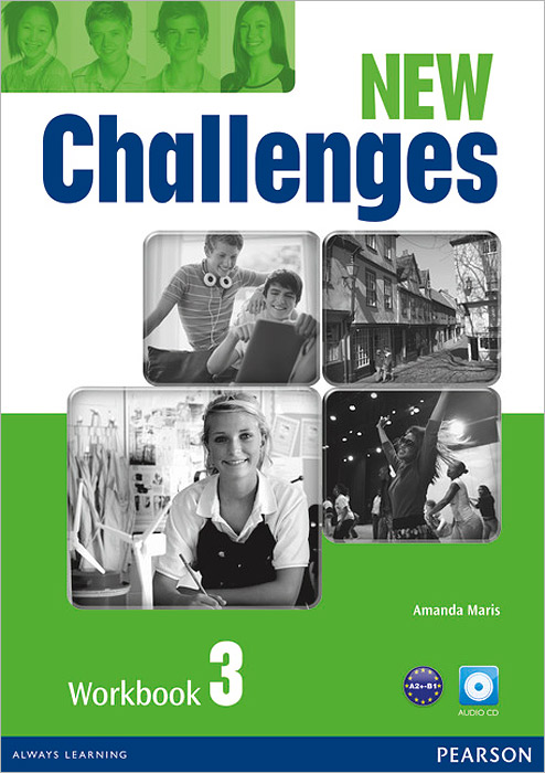New Challenges 3: Workbook (+ CD)
