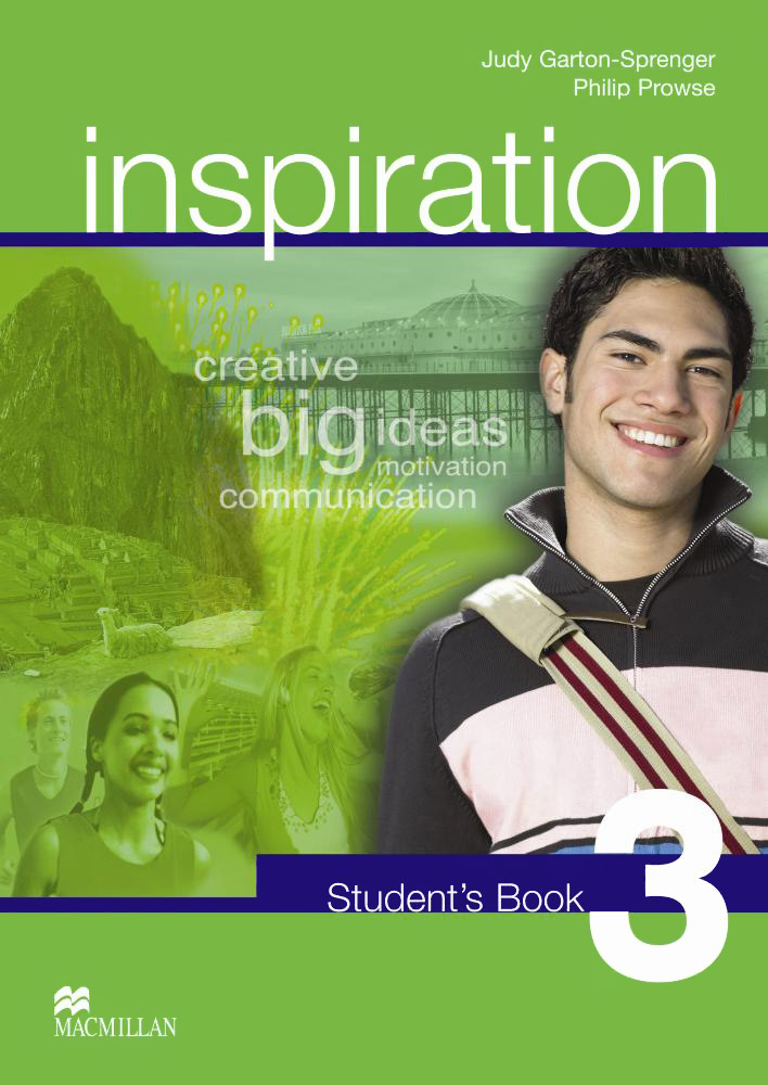 Inspiration: Level 3: Student's Book