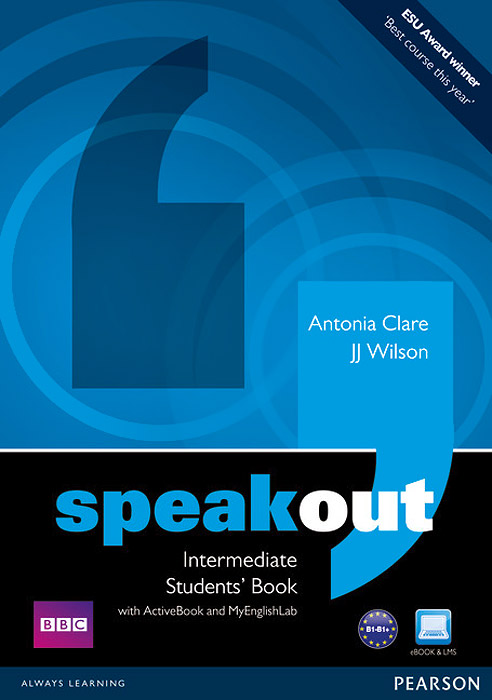 Speakout: Intermediate: Students' Book (+ DVD) speakout starter student s book dvd