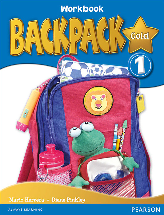 Backpack Gold 1: Workbook (+ CD) backpack with reins