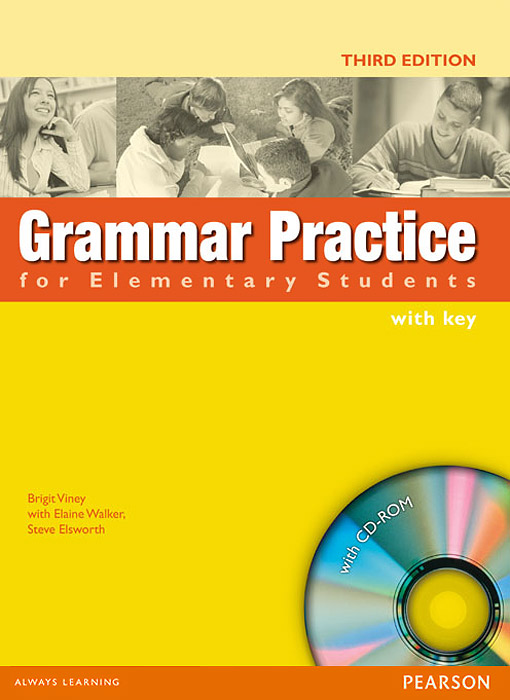 Grammar Practice for Elementary Student's with Key (+ CD-ROM) цена и фото