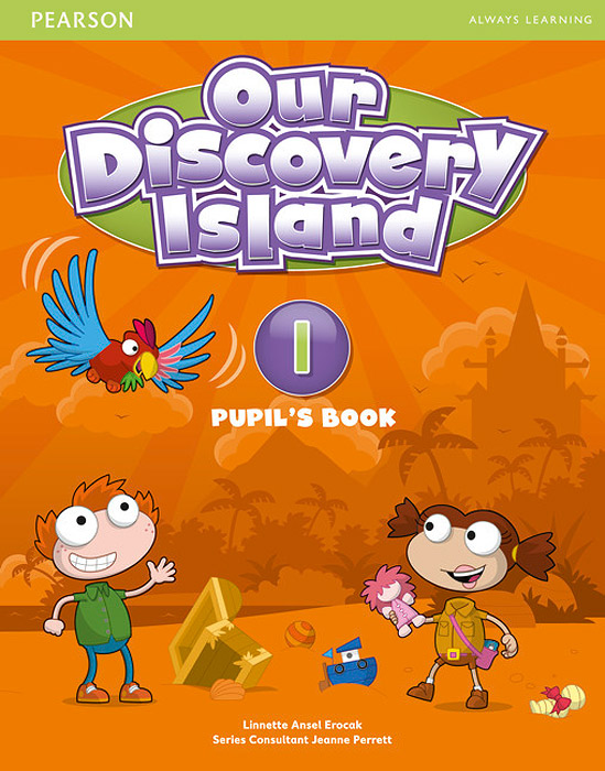 Our Discovery Island 1: Pupil's Book цена и фото
