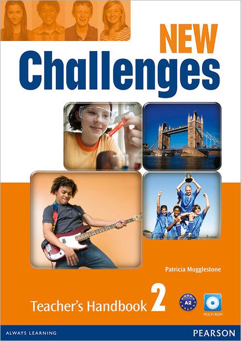 New Challenges 2: Teacher's Handbook (+ CD-ROM)