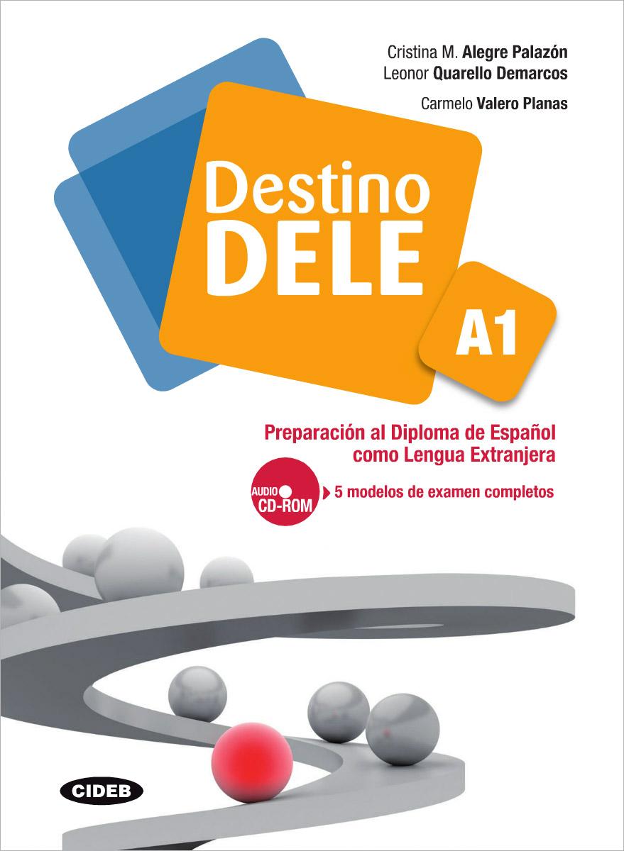 Es Destino DELE: A1 (+ CD-ROM) цена и фото