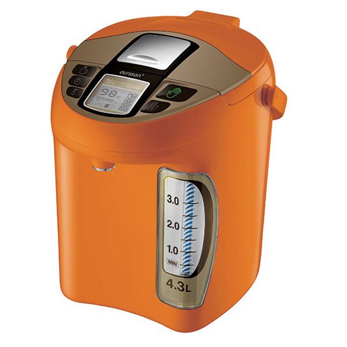 Термопот Oursson TP4310PD/OR, Orange