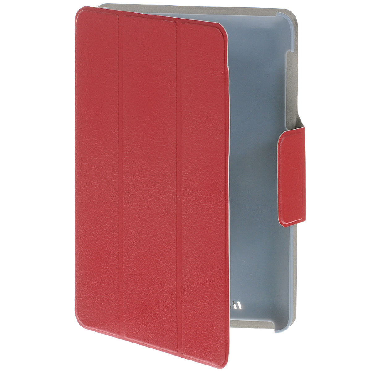 IT Baggage Hard case чехол для Asus Nexus 7, Red new folding stand rotating pu leather case for asus fonepad 7 fe170 7 tablet