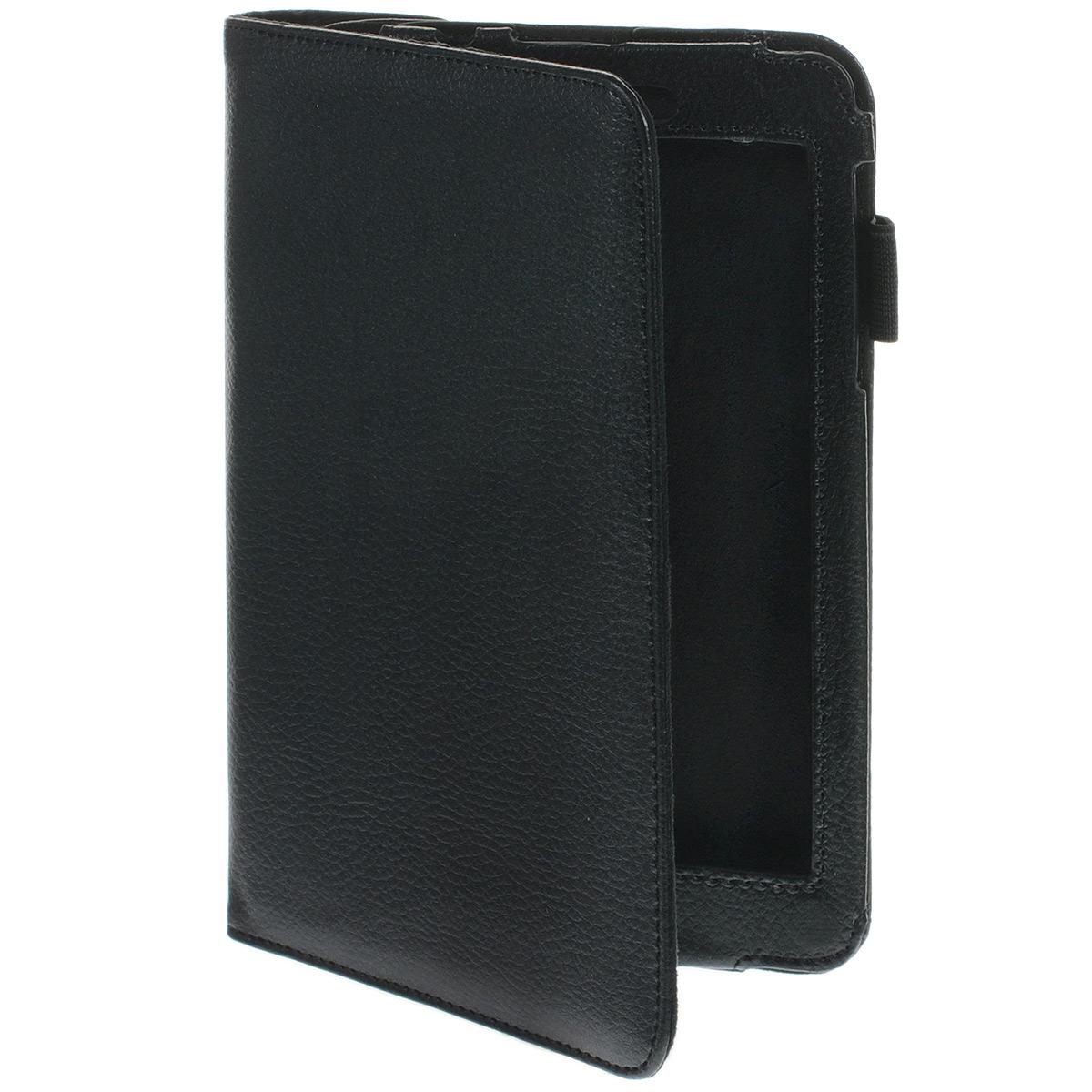 IT Baggage поворотный чехол для Asus Nexus 7, Black lcd screen display touch screen panel digitizer assembly frame parts for asus google nexus 7 2nd me572 me572c me572cl