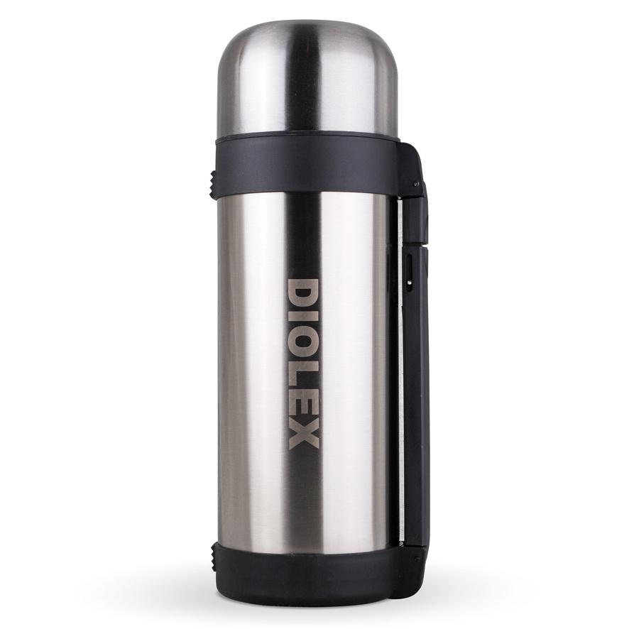 """Термос """"Diolex"""", с откидной ручкой, 1,5 л. DXH-1500-1"""