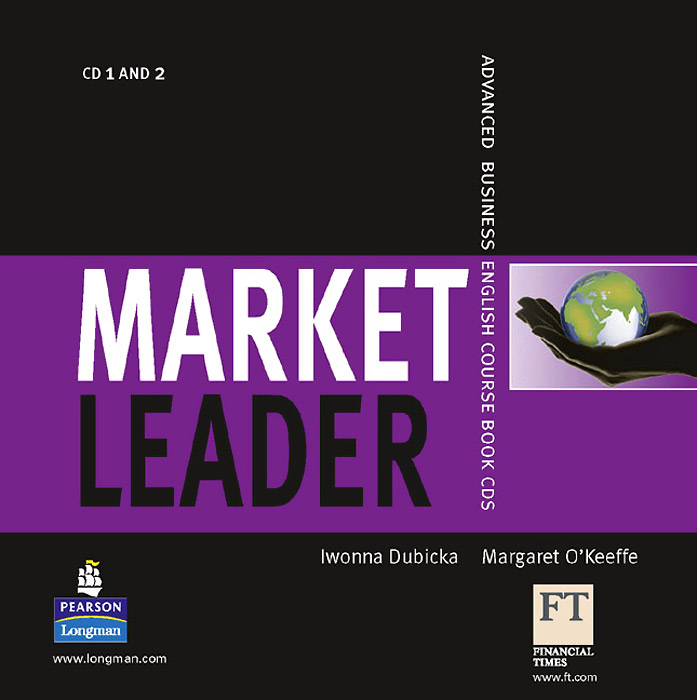 Market Leader: Advanced: Business English Course Book (аудиокурс на 2 CD) market leader upper intermediate course book dvd rom