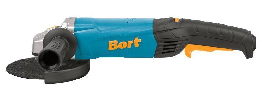 Машина шлифовальная угловая Bort BWS-1200U-SR цены