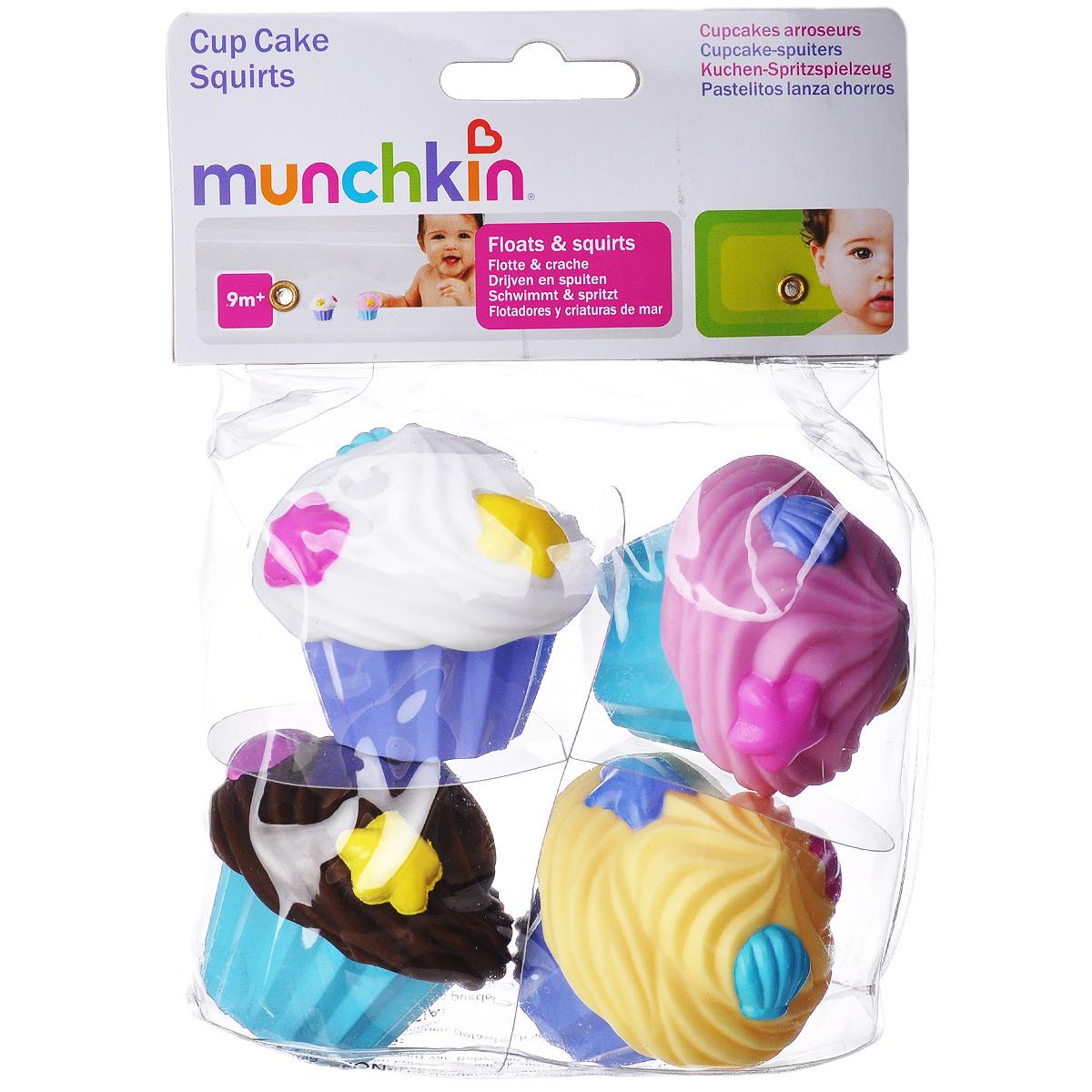 """Игровой набор для ванны Munchkin """"Кексики"""""""