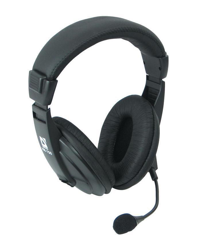 Компьютерная гарнитура Defender Gryphon 750, черный цены