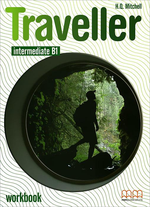 Traveller: Intermediate B1: Workbook (+ CD-ROM) project 4 workbook level a2 b1 cd rom