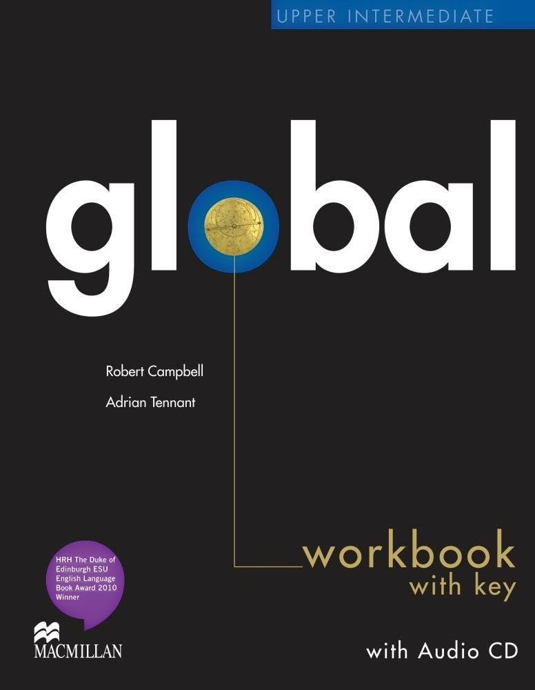 Global: Workbook: Upper-intermediate Level (+ CD) the comparative typology of spanish and english texts story and anecdotes for reading translating and retelling in spanish and english adapted by © linguistic rescue method level a1 a2