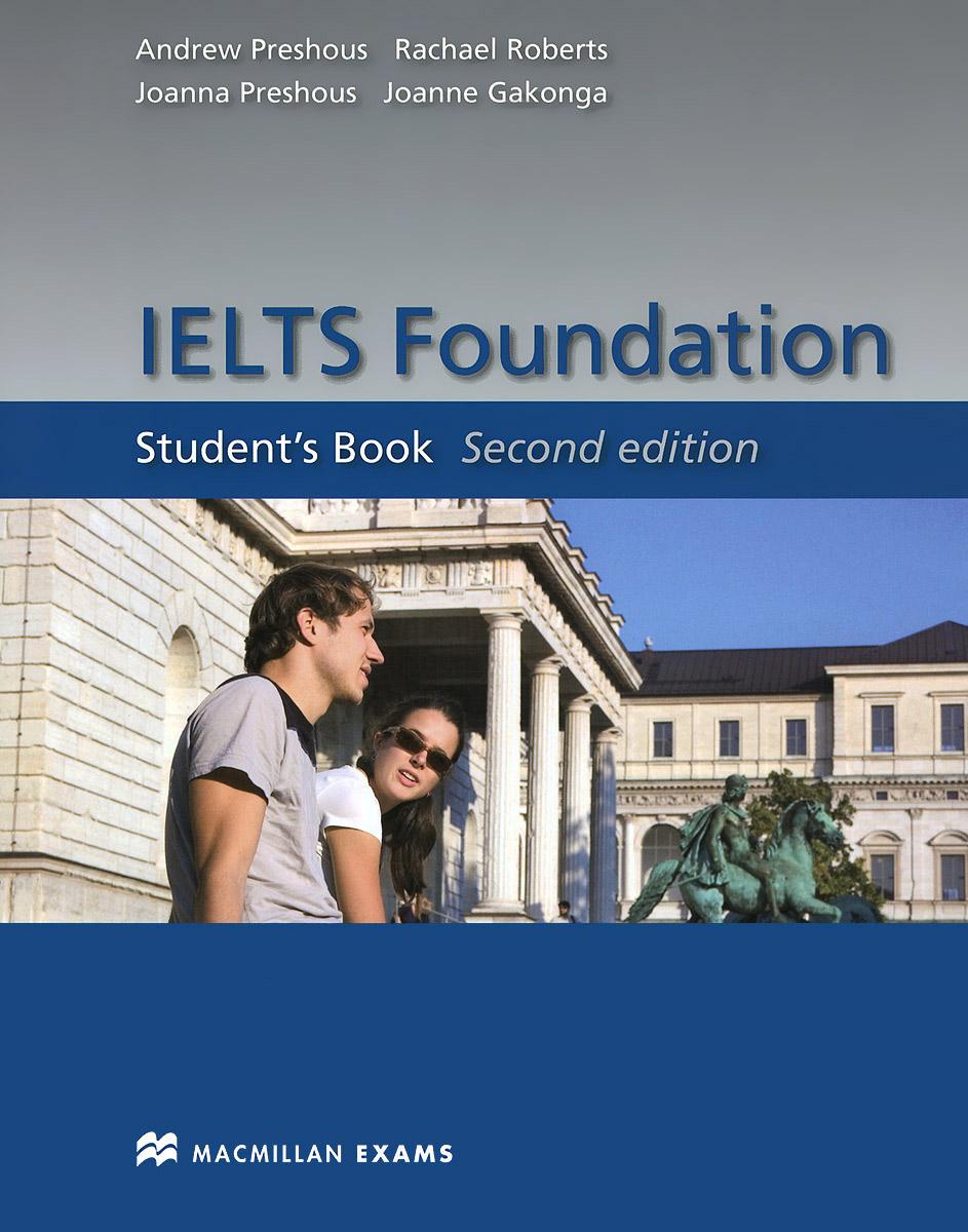 цены на IELTS Foundation: Student's Book  в интернет-магазинах
