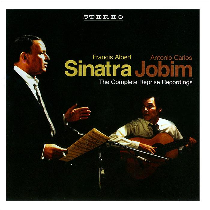 лучшая цена Фрэнк Синатра,Антонио Карлос Жобим Francis Albert Sinatra, Antonio Carlos Jobim. The Complete Reprise Recordings