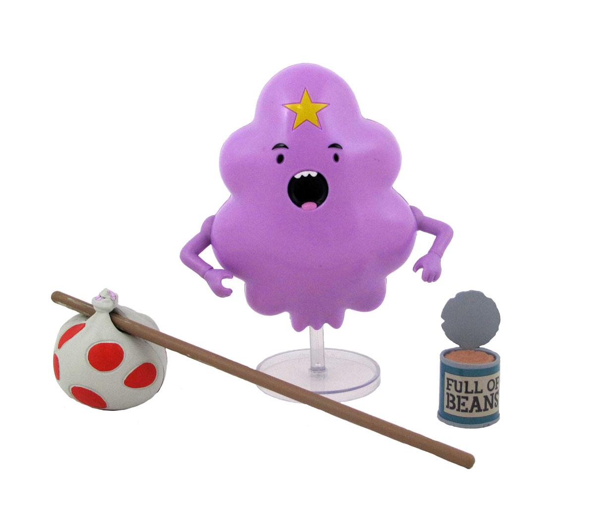 Фигурка Adventure Time Принцесса Пупырка, с аксессуарами, 12 см фигурка scalers adventure time finn 5 см