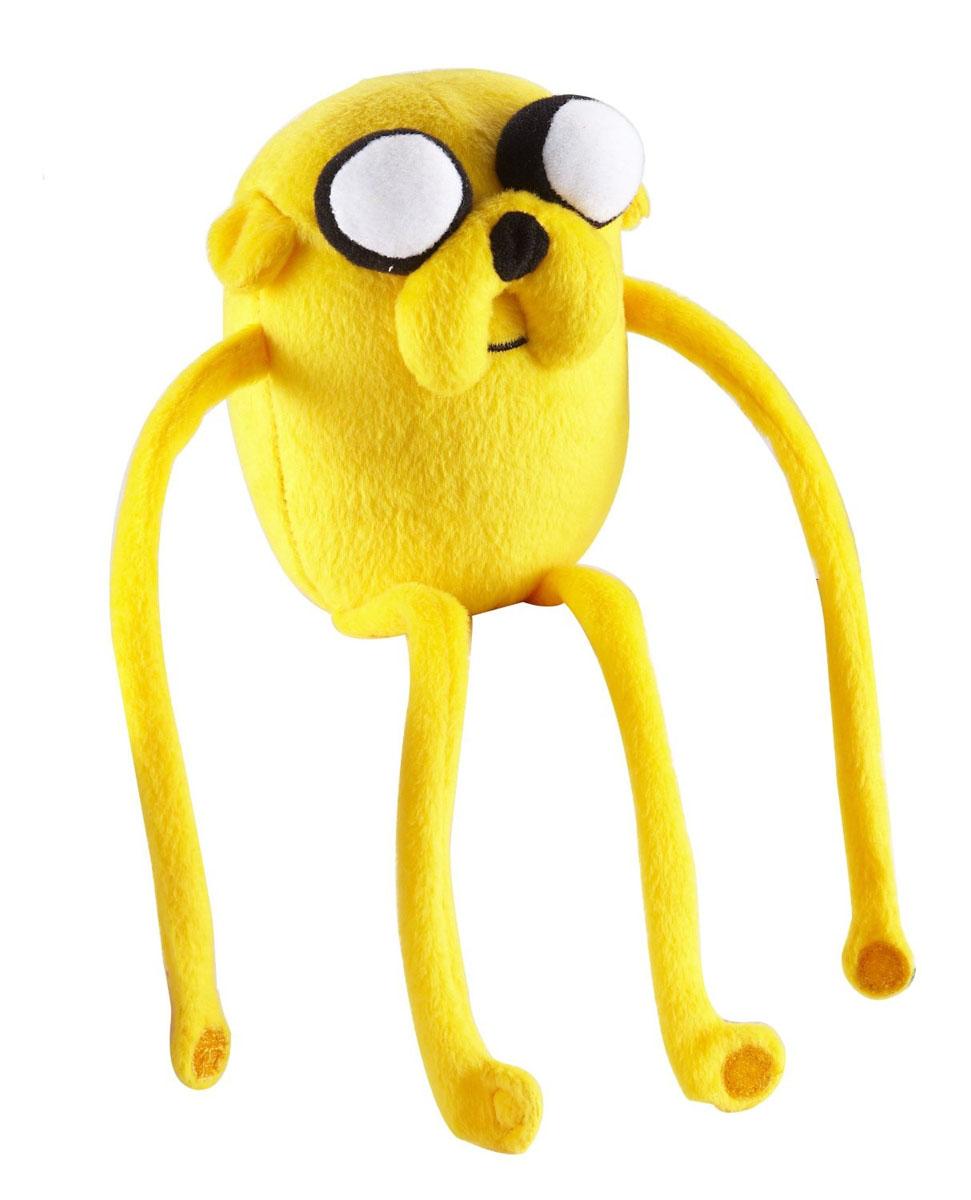 Мягкая игрушка Adventure Time Джейк, 30 см майка print bar джейк adventure time