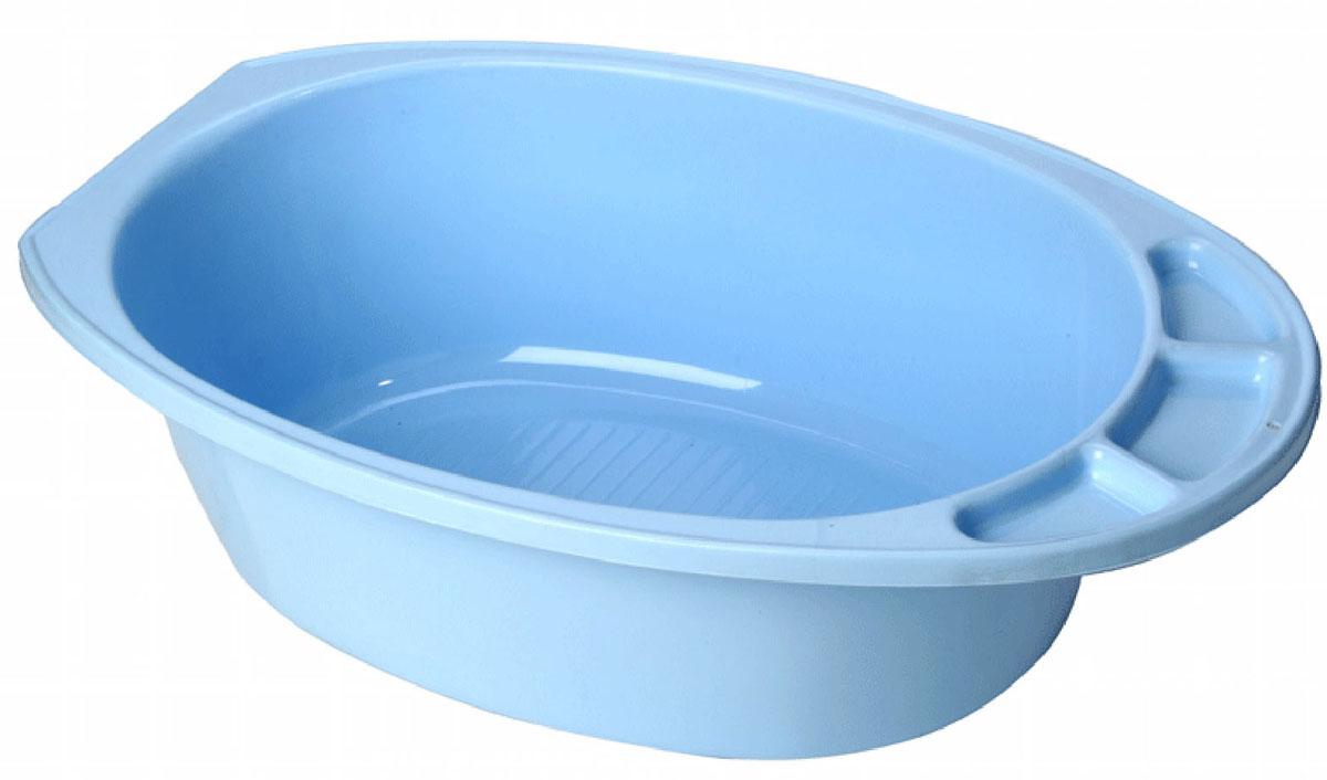 Idea Ванночка детская, цвет: голубой, 79,5 см х 23,5 см х 52 см