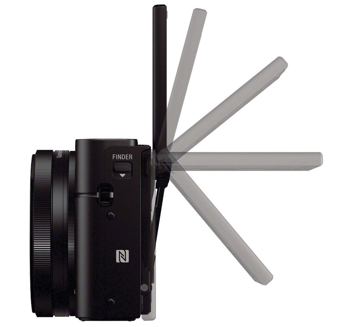 Sony Cyber-shot DSC-RX100 IIIцифровая фотокамера Sony