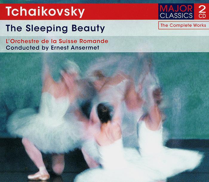 L'Orchestre De La Suisse Romande,Эрнест Энсермет Tchaikovsky. The Sleeping Beauty (2 CD) no problem the upside of saying no