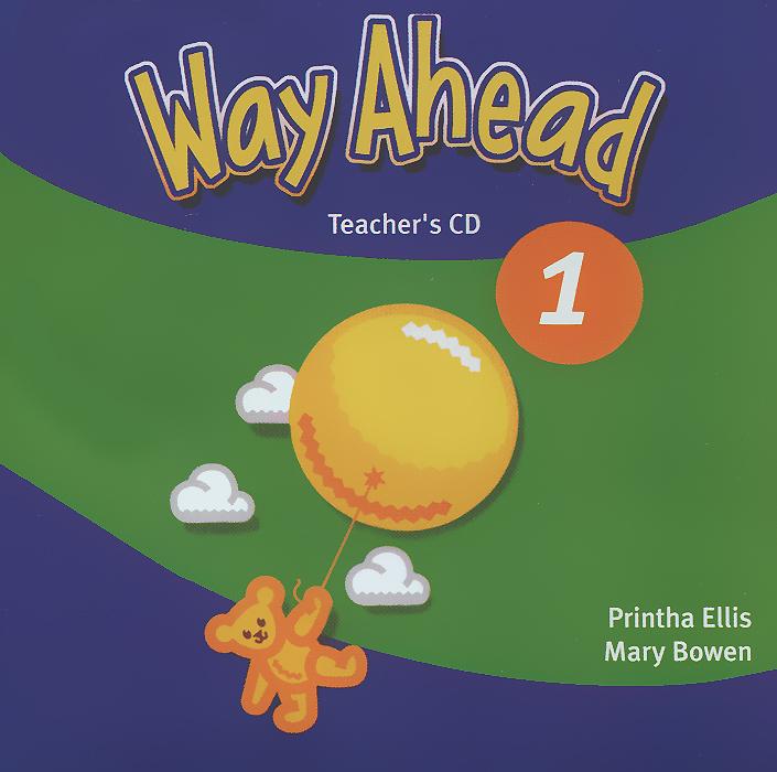 Way Ahead: Teacher's: Level 1 (аудиокурс на 2 CD) way ahead 3 teacher s book аудиокурс cd