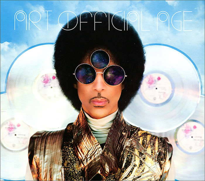 Prince Prince. Art Official Age prince prince art official age