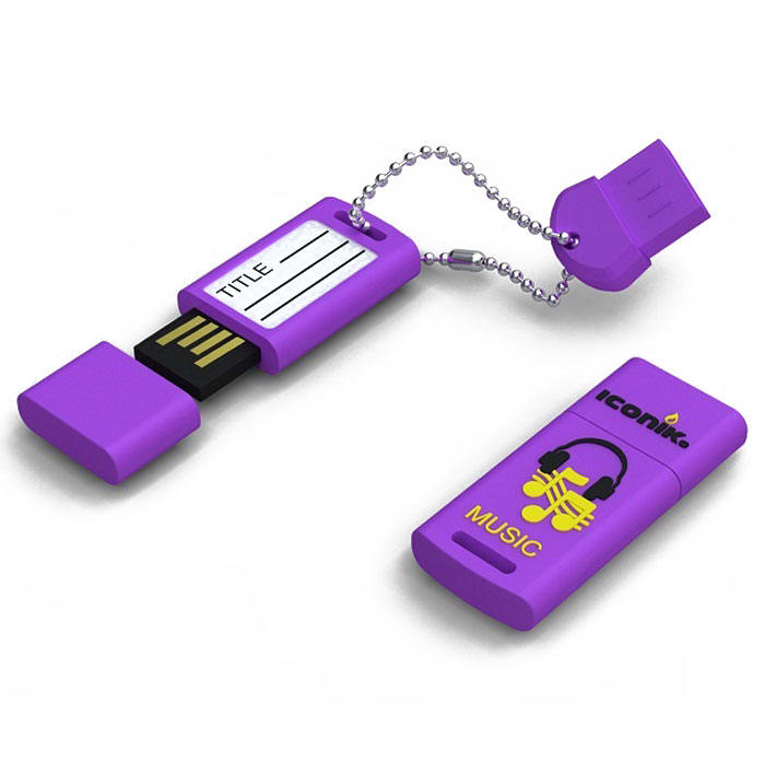 Iconik Для музыки 16GB USB-накопитель
