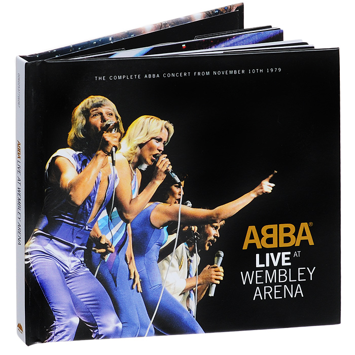 ABBA ABBA. Live At Wembley Arena (2 CD)