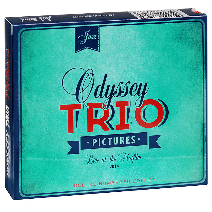 Odissey Trio Odissey Trio. Pictures. Live At The Mosfilm. Deluxe Numbered Edition цена
