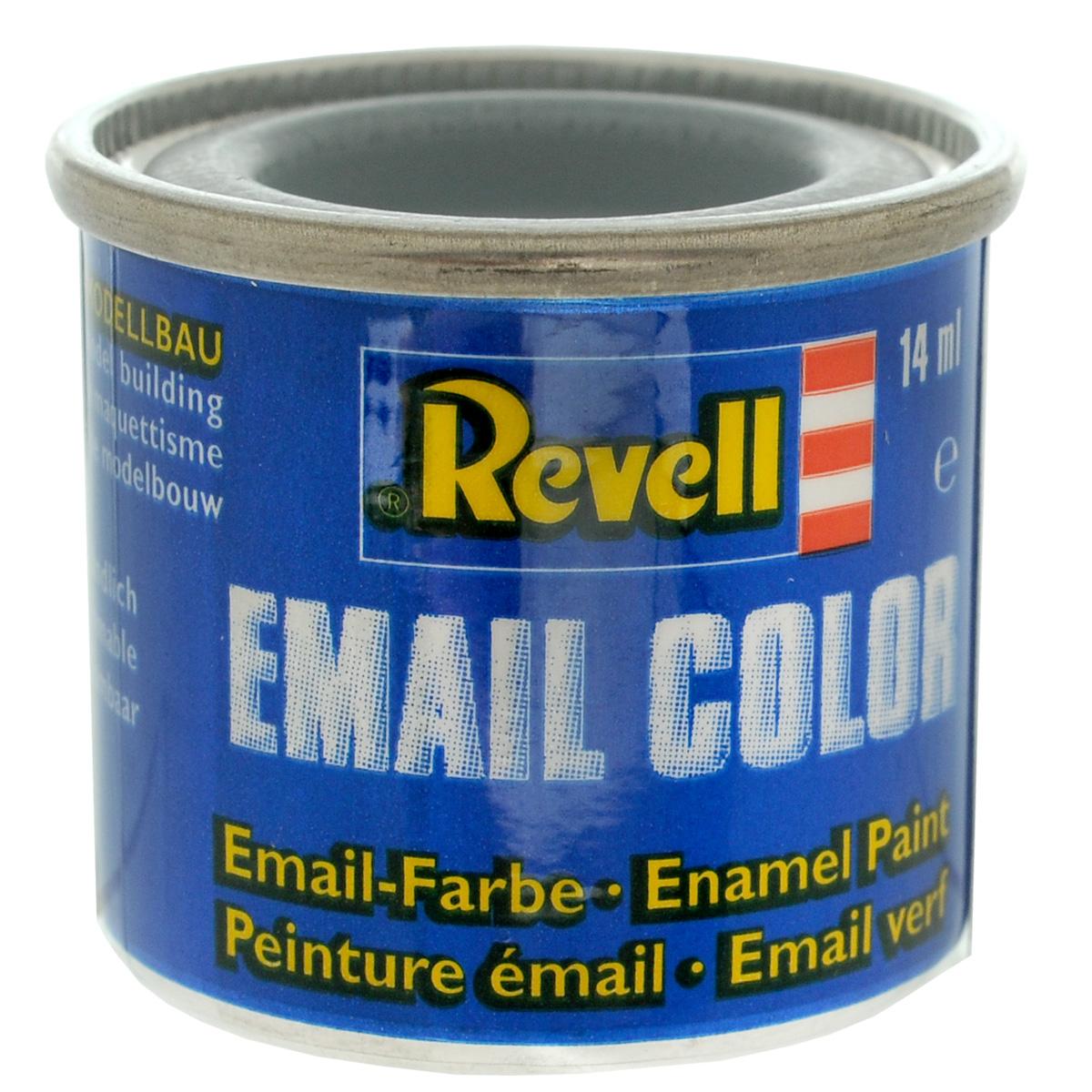 Revell Краска для моделей матовая №76 цвет светло-серый 14 мл