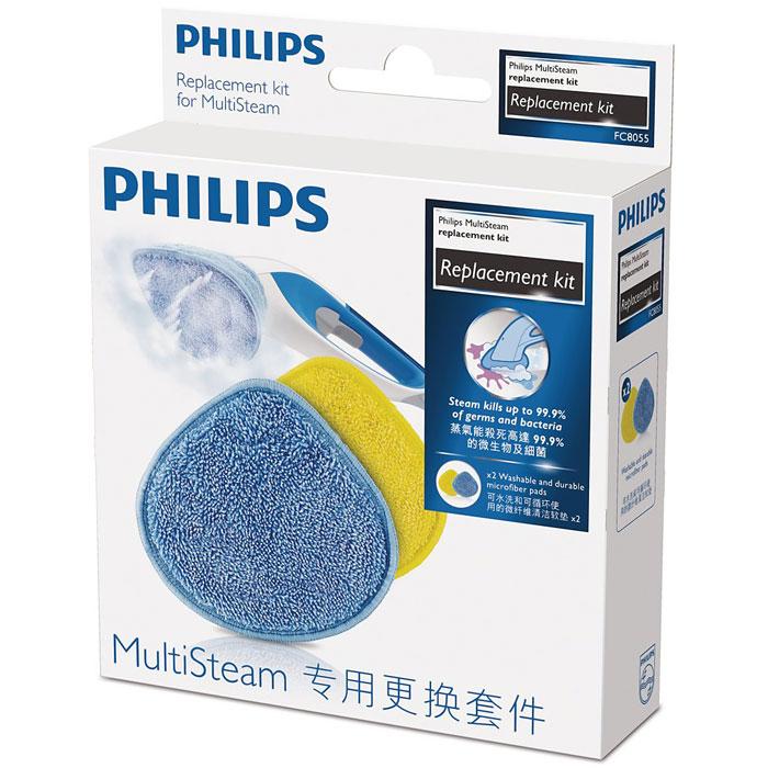 Philips FC8055/01набор сменных насадок для FC7008, FC7012 (2 шт. ) Philips