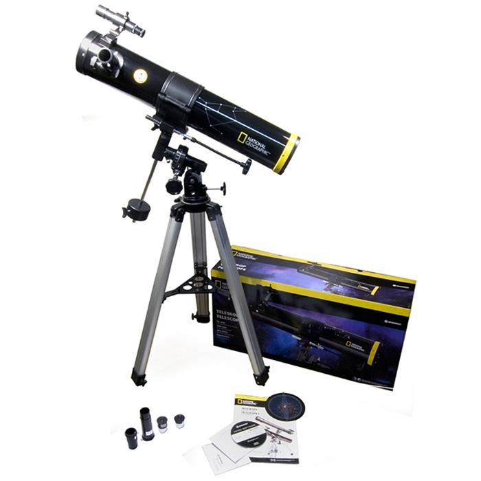 Bresser National Geographic 76/700 EQтелескоп