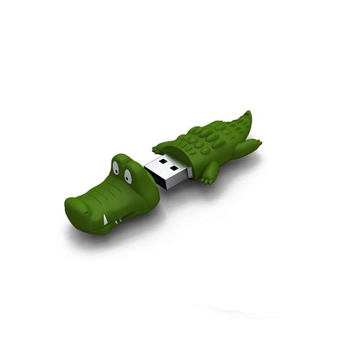 Iconik Крокодил 16GB USB-накопитель