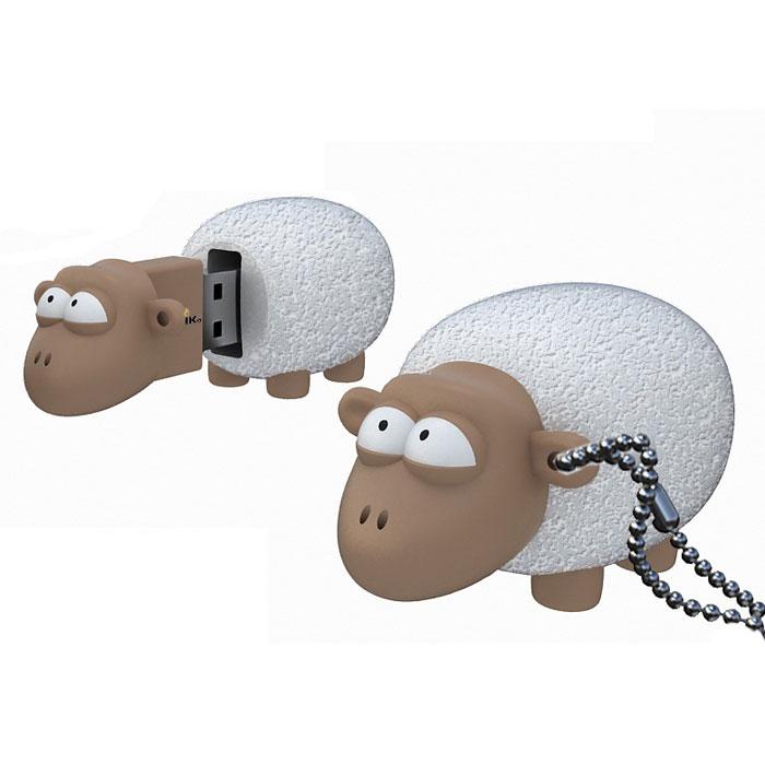 Iconik Овечка 16GB USB-накопитель первые вещи новорожденного barkito спящая овечка