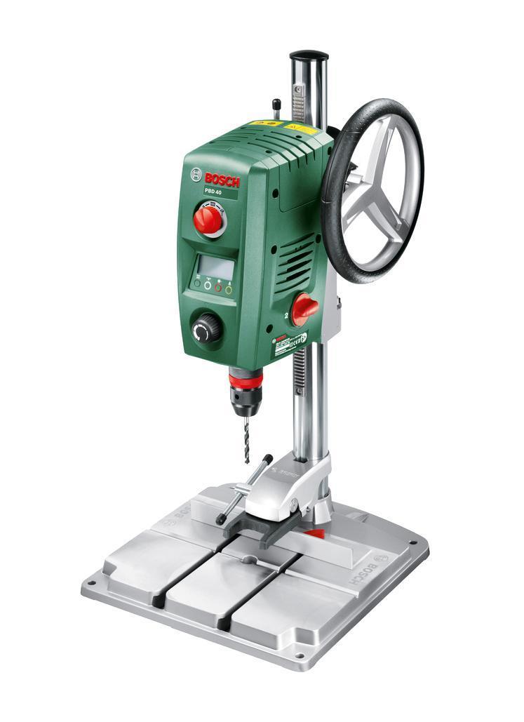 Сверлильный станок Bosch PBD 40 0603B07000 цена