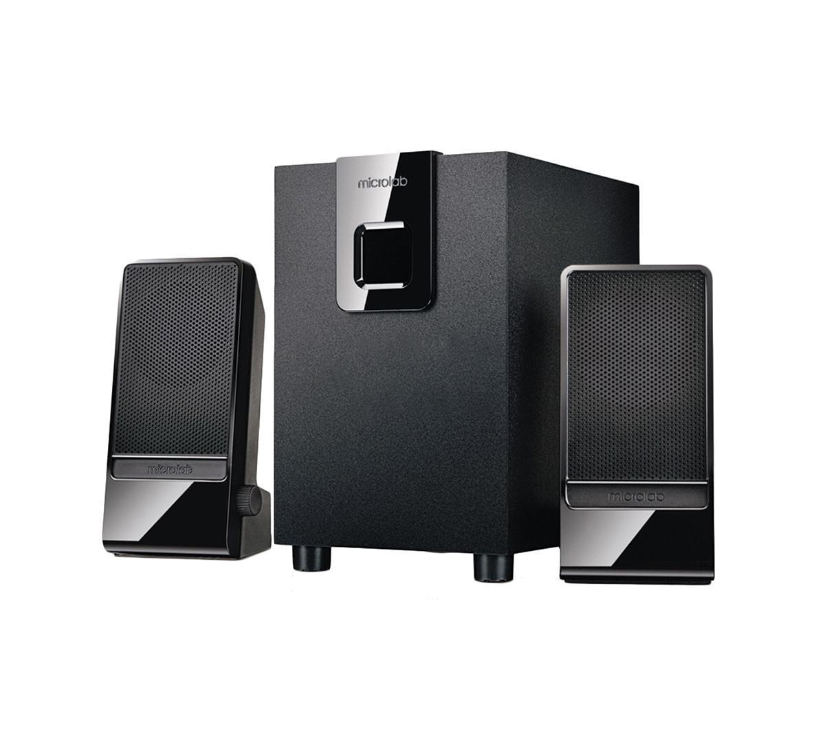 Компьютерная акустика Microlab M100, Black цены