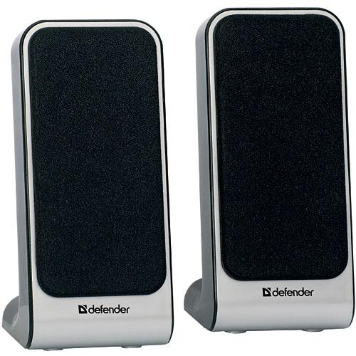 Компьютерная акустика Defender SPK-225 4 Вт, питание от USB колонки для ноутбука