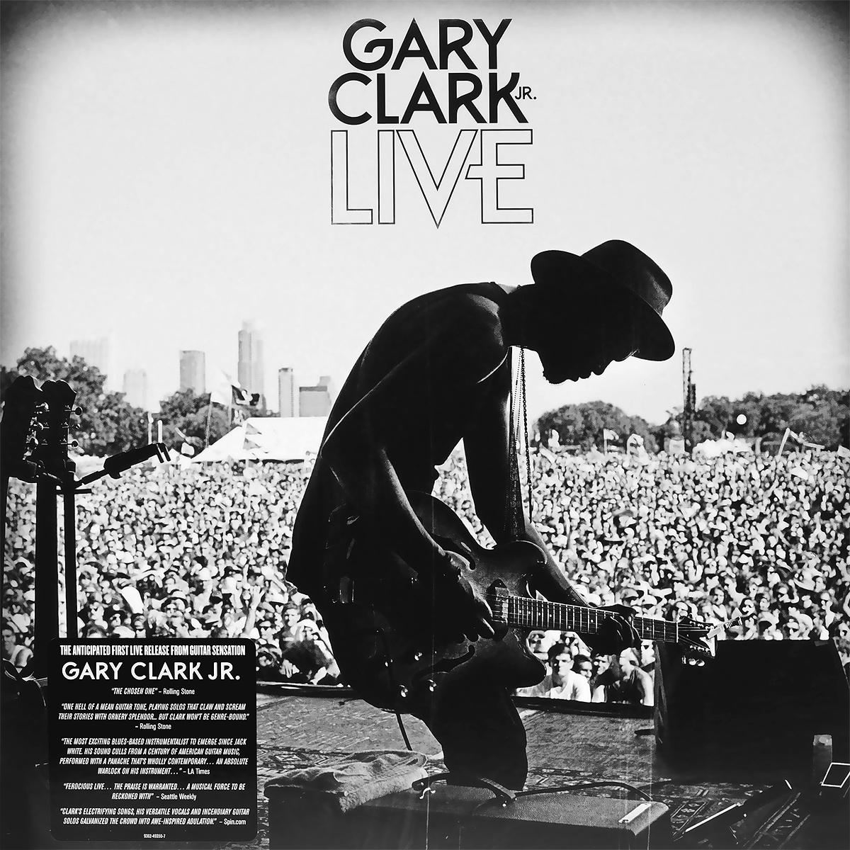 Гери Кларк Gary Clark Jr. Live (2 LP) цена и фото
