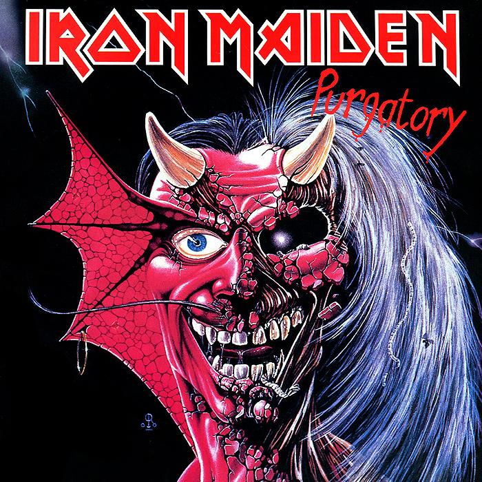 Iron Maiden Iron Maiden. Purgatory (LP) кендрик ламар kendrick lamar damn 2 lp