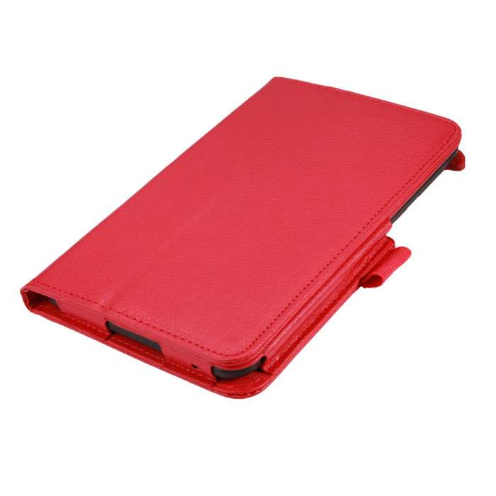 IT Baggage чехол с функцией стенд для Asus Fonepad 7 FE170CG/ME170С, Red new folding stand rotating pu leather case for asus fonepad 7 fe170 7 tablet